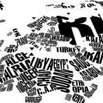 Mapamundi de tipografía, contiene los nombres de cada uno de los países del mundo limitados en sus fronteras. Mapamundi vinilo decorativo fue hecho para nuestros clientes de Bongo's Life agencia de viajes en Ocotlán Jalisco. Decidieron colocar este vinil sobre una lámina de acrílico transparente, ya que lo pondrían en las paredes de su oficina, ellos tienen presente la importancia de crear un entorno agradable y ejecutivo para atender a sus clientes. El color que seleccionaron fue Black / negro, en las fotos te compartimos aparece una parte del proceso (después del diseño y corte), la depilación del vinil centímetro a centímetro y los detalles en la tipografía de cada uno de los países, enseguida colocamos el papel transfer que servirá para hacer la instalación en la superficie final (el acrílico). Debido a las dimensiones del vinil, fue necesario dividir el diseño en tres piezas para evitar desperdicio de material. Las medidas del acrílico son 1.80m x 1.20m. Nos tomó 30 minutos la aplicación del vinil sobre la superficie de la lámina. Este es uno de los diseños que tenemos disponibles en nuestra tienda en línea. Selecciona el modelo, cambia el tamaño, el color y está listo para que levantes tu pedido. Si requieres de una modificación adicional o tienes duda, ponte en contacto con nosotros vía whatsapp, en nuestro chat en vivo, email, o página de facebook. En fábrica del Vinil somos una tienda en línea de vinilos decorativos #1 en Guadalajara. Ponle Plusvalía a tu negocio con los vinilos decorativos de Fabrica del Vinil. Algunas de las ventajas de nuestro vinil cortado son: Material Norteamericano especializado Durable a la intemperie de 4 a 6 años Colores solidos súper vivos (mucho más que el vinil impreso) Gran precisión en los trazos (imposibles de lograr a mano) Tenemos disponibles materiales especiales (sobre pedido) Manejamos una amplia paleta de colores Poderoso adhesivo de gran calidad Es un material de fácil aplicación No daña la superficie al removerlo Pro