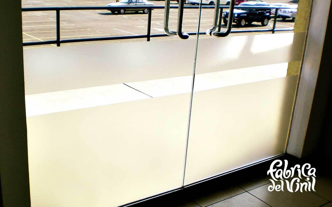 Esmerilado thorcorp 1 fabrica del vinil - Papel para vidrios ...