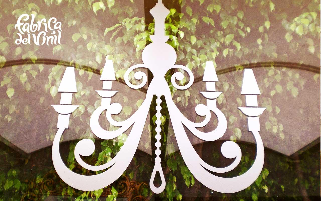 Decals decorativas para vitrina de muebler a en - Cristales para que no te vean desde fuera ...