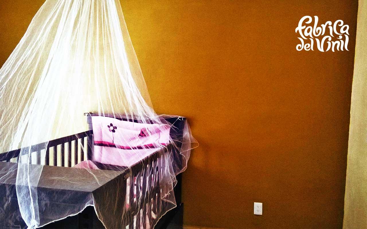 Vinilo Decorativo Rbol Para Habitaci N Del Bebe Y Frase