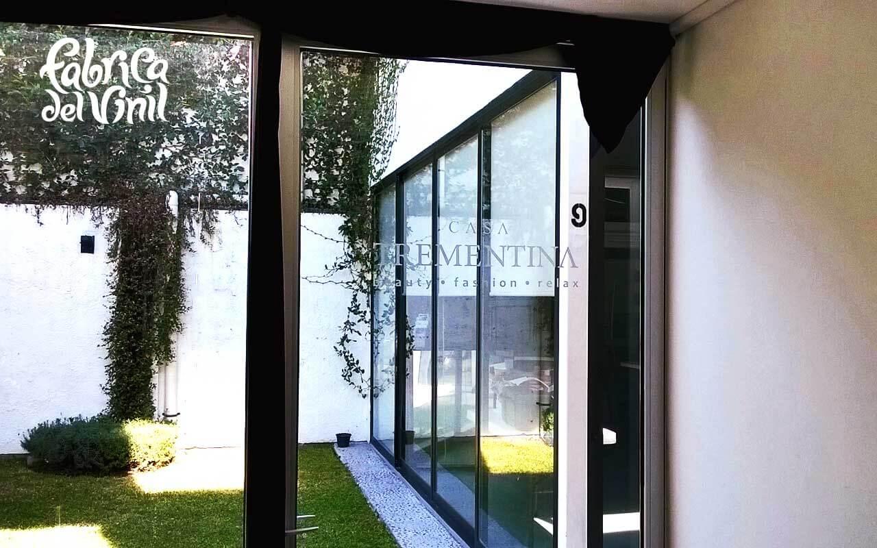 Cristal para puertas beautiful cristales para puertas de - Cristal puerta salon ...