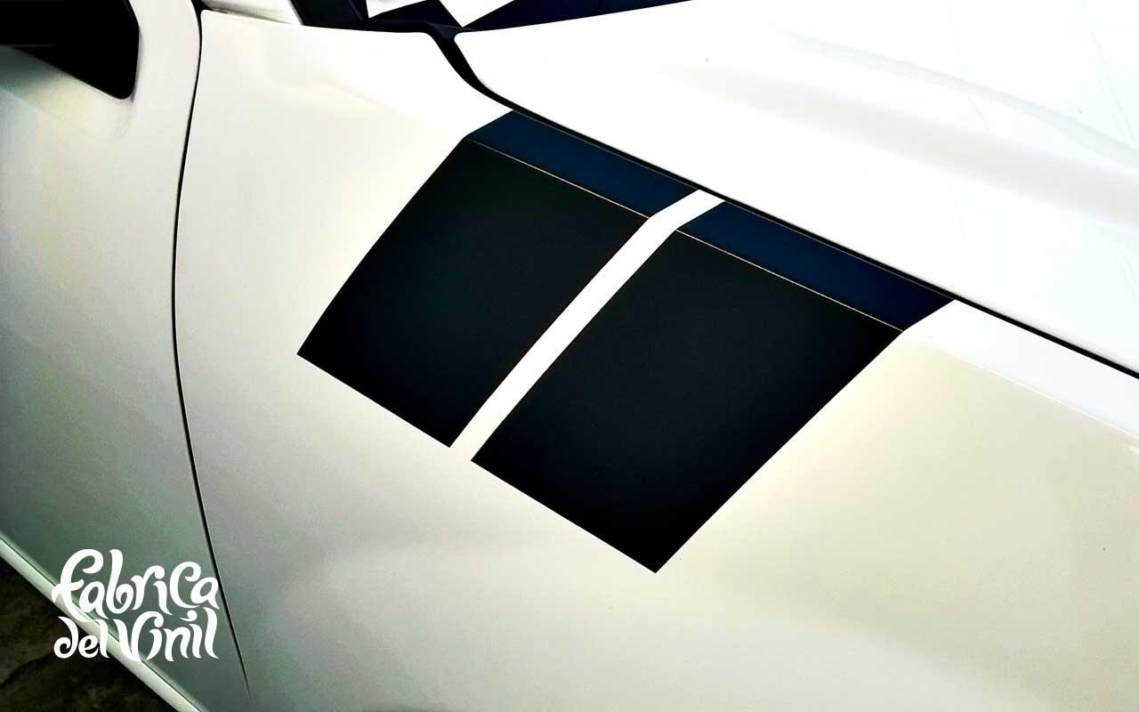Fender Stripes, Franjas, Racing Stripes, Hood Stripes, Stripe Kits, Razor Style, de colores personalizables para Dodge Avenger en Ciudad del Sol Zapopan Jalisco México