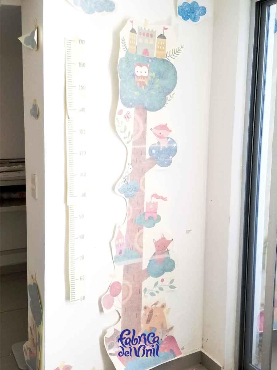 Vinilos decorativos para pediátrico