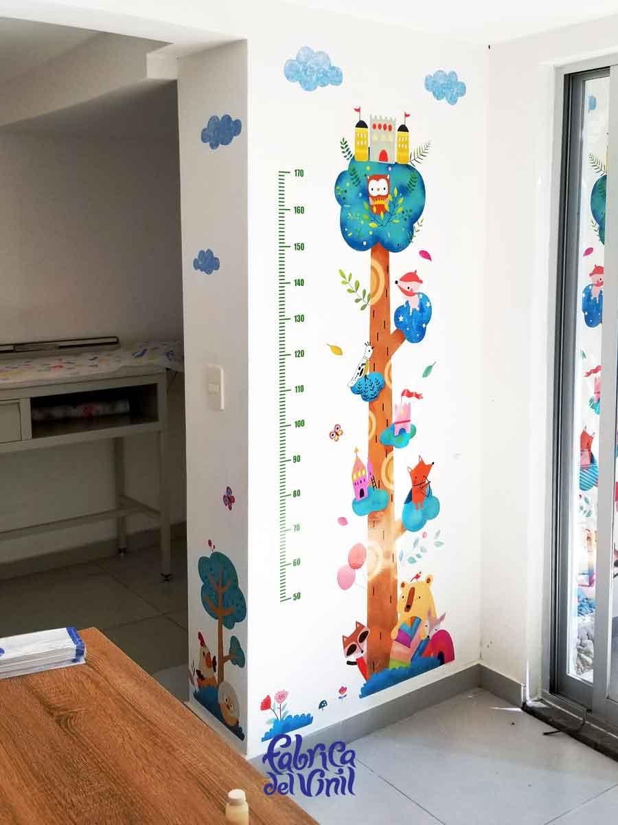 Vinilos decorativos para niños en Tonalá