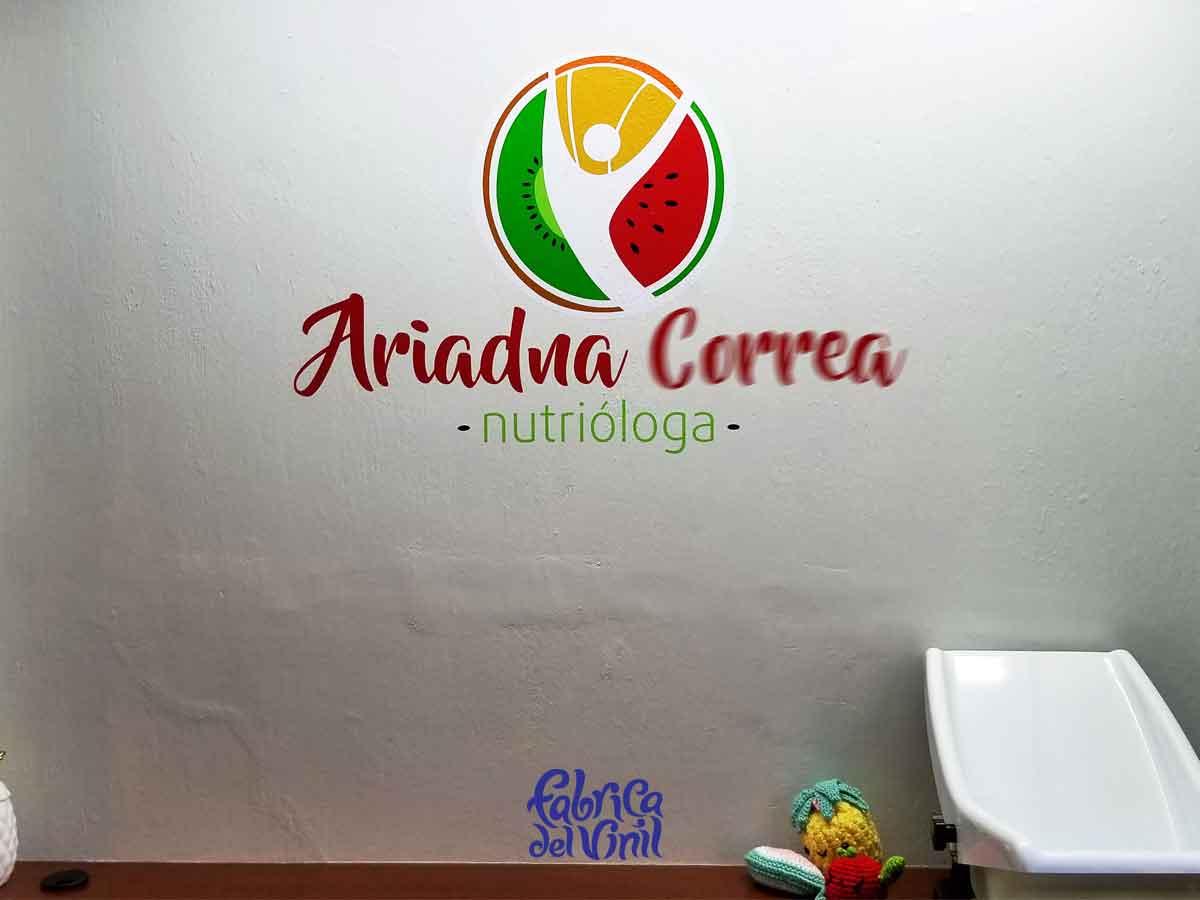 Logo vinilo