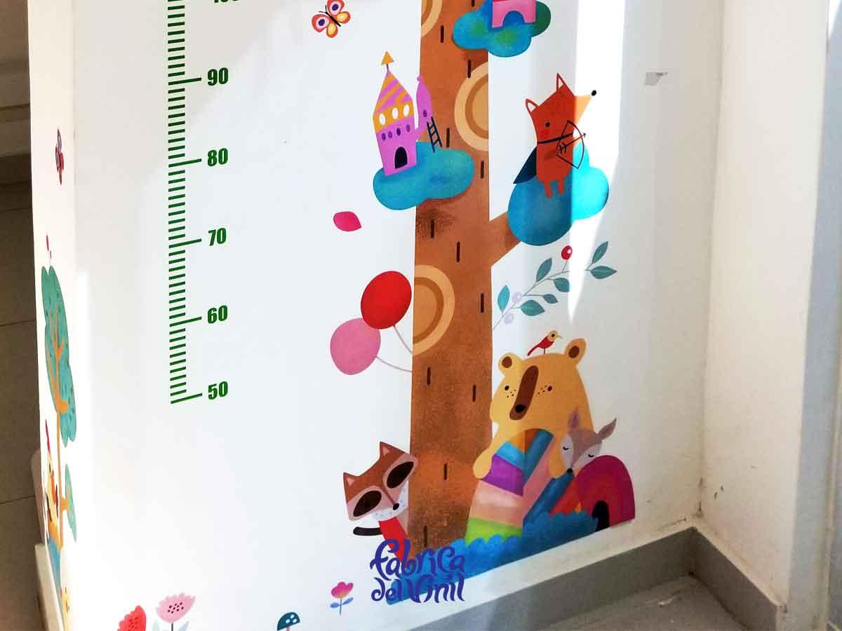 Vinilos decorativos para niños en Guadalajara