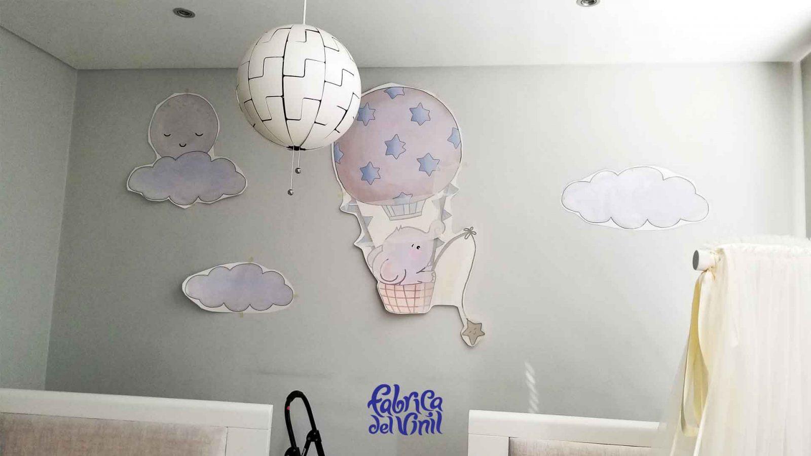 Decoraciones de cuartos para bebés