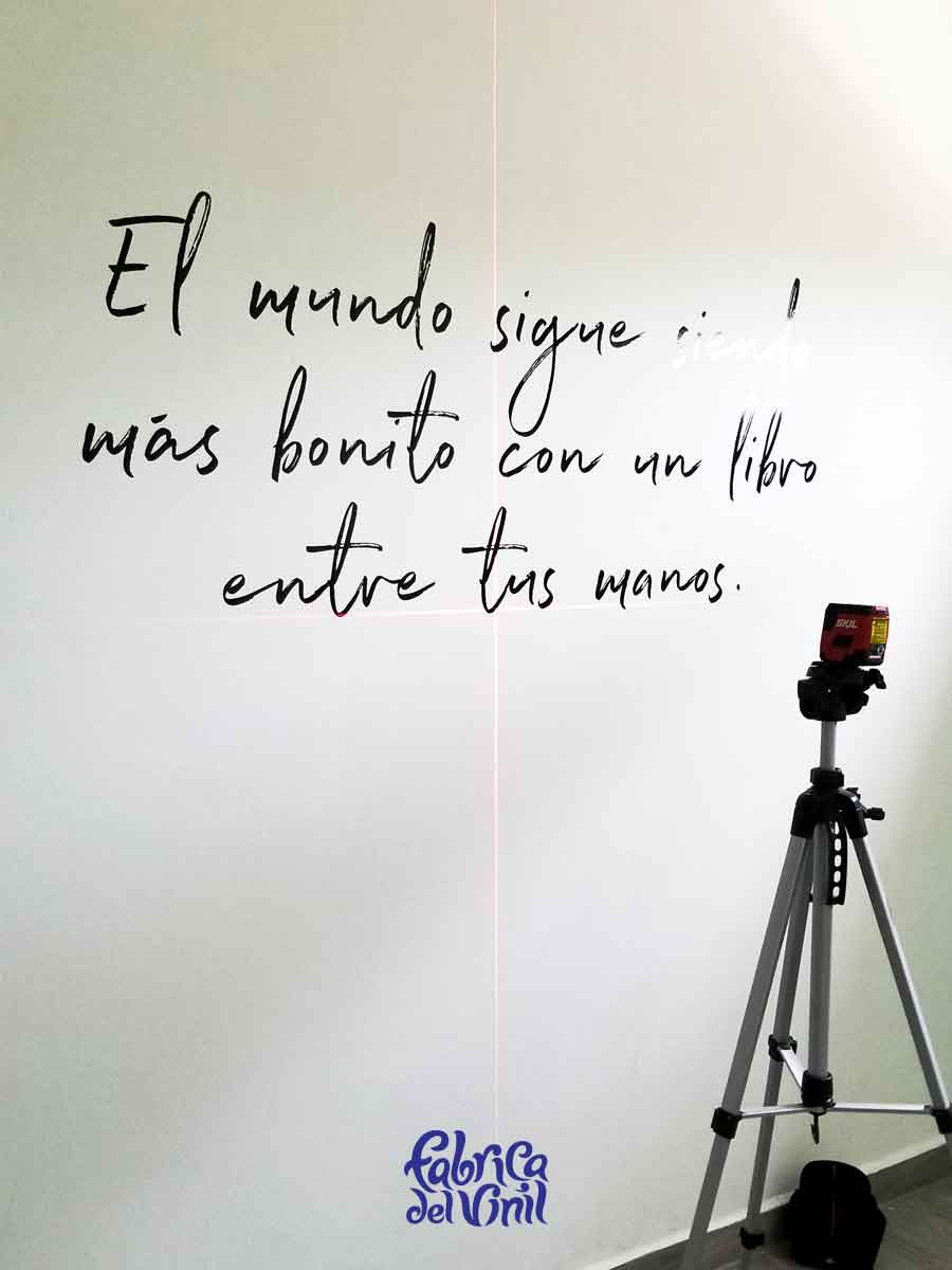frases para paredes