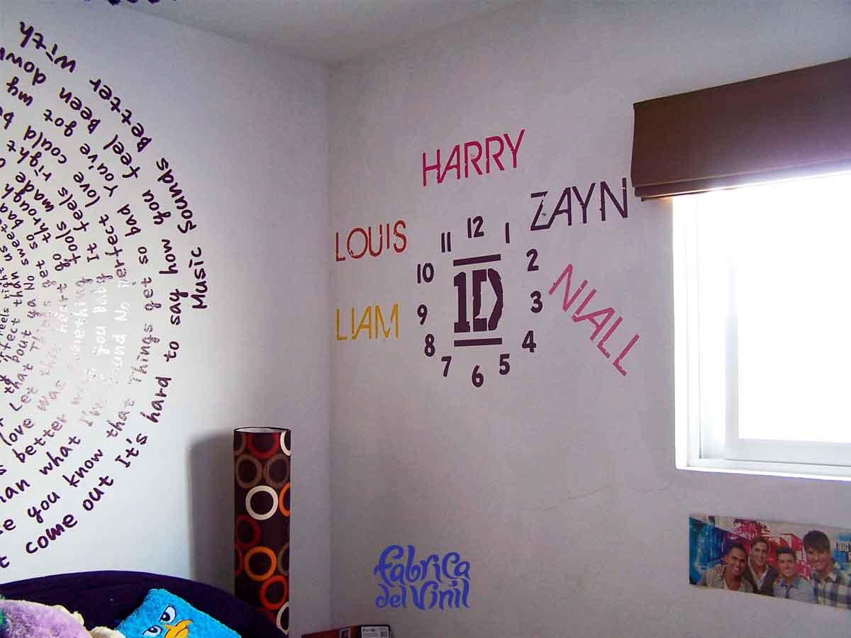 letras para decorar cuartos