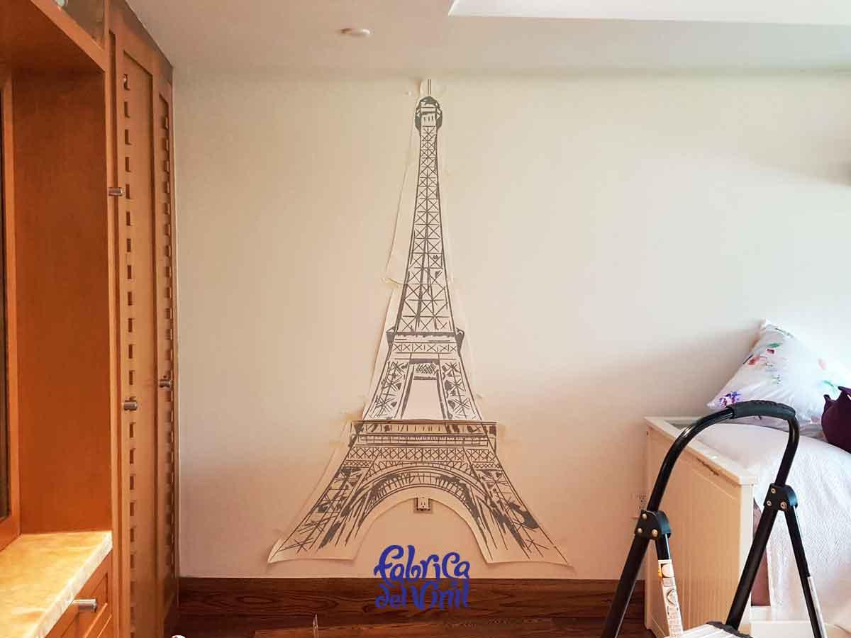 Decoración Torre Eiffel