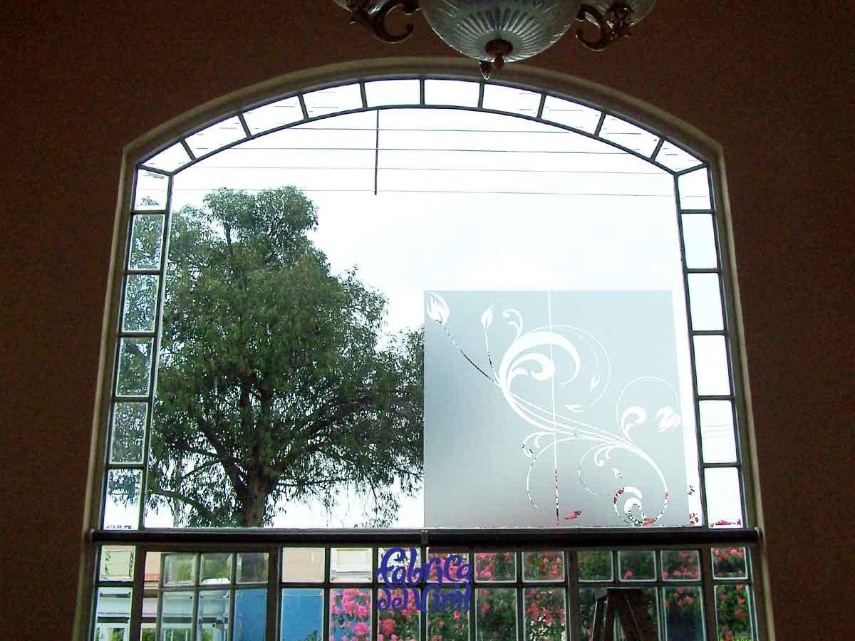 Película para ventana