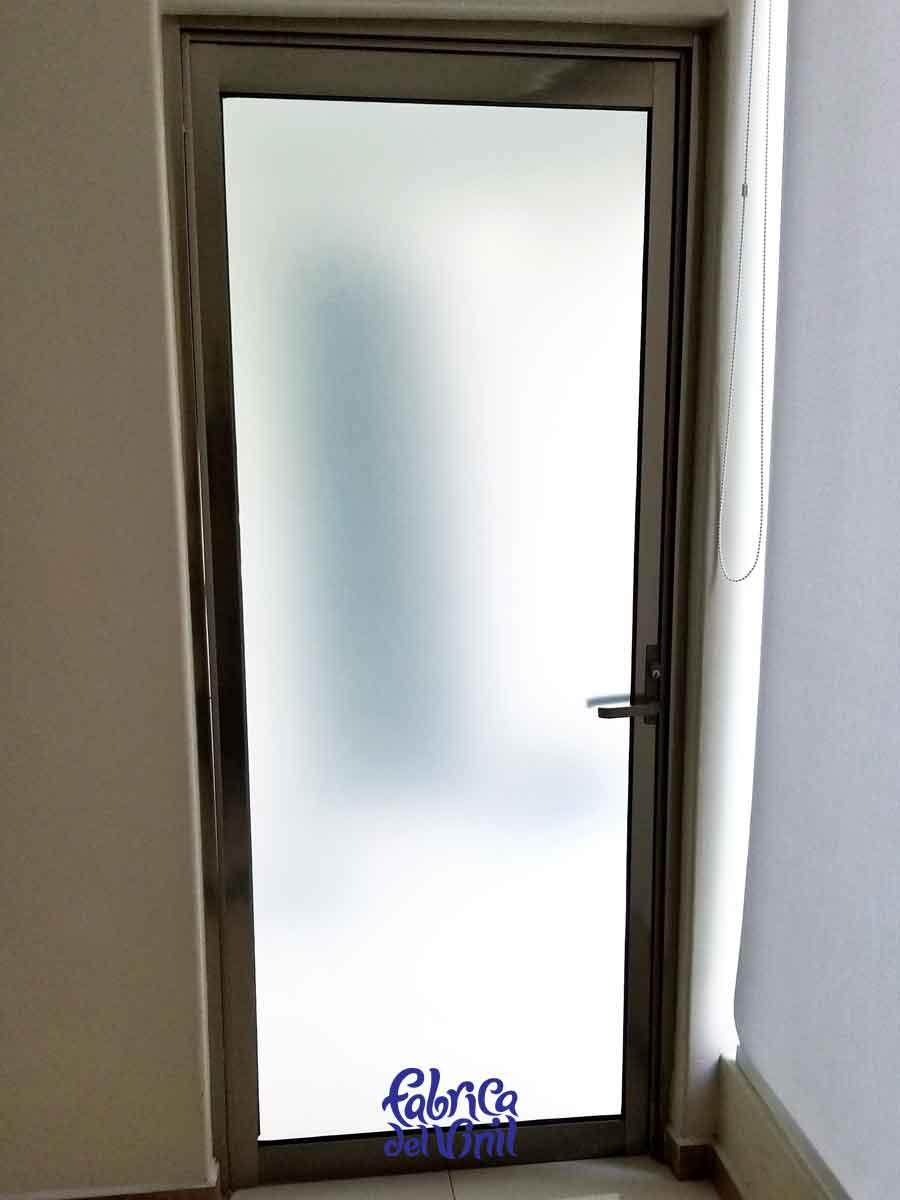 Película de privacidad para ventana