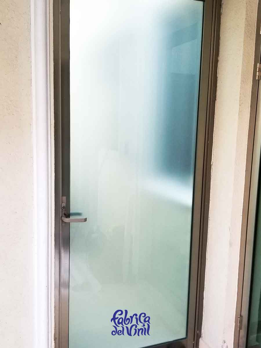Película privacidad ventana
